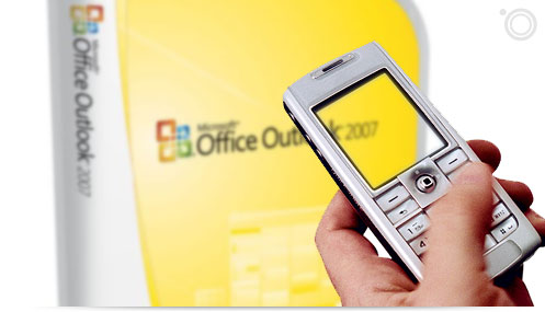 Send SMS in Microsoft Outlook 2007