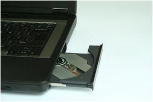 Insert Windows XP Disk