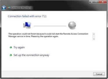How to Fix Error 711 in Windows 7 – Vtechsquad Inc